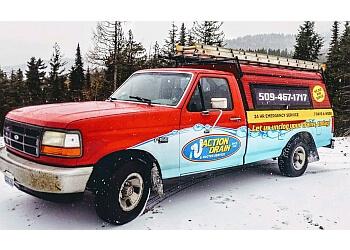 Spokane plumber Action Drain and Plumbing