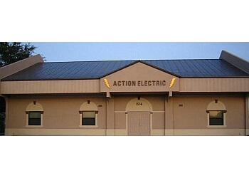 Cape Coral electrician Action Electric of Lee County, Inc.