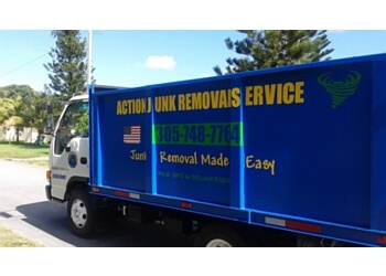 Hialeah junk removal Action Junk Removal Service