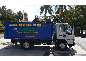 Miami junk removal Action Junk Removal Service