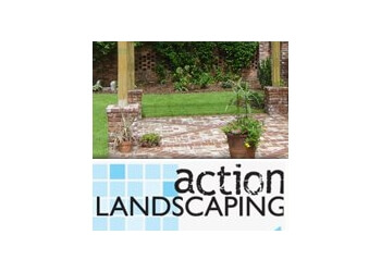 Augusta landscaping company Action Landscaping
