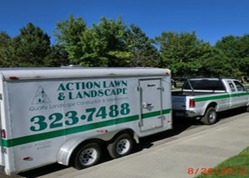 Reno landscaping company Action Lawn & Landscape, LLC.