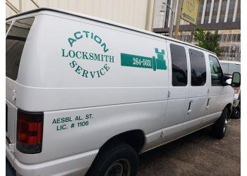 Montgomery locksmith Action Locksmith Service LLC