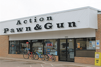 Sioux Falls pawn shop Action Pawn and Gun