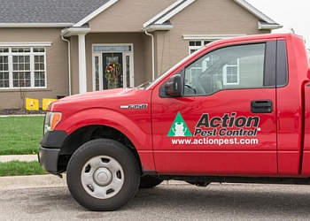 Indianapolis pest control company Action Pest Control