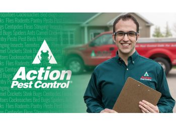 Louisville pest control company Action Pest Control