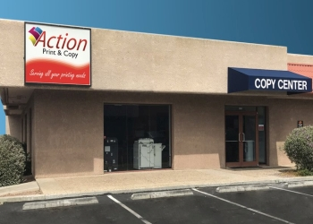 Tucson printing service Action Print & Copy