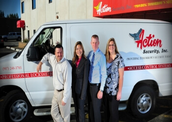 Action Security, Inc Anchorage Locksmiths