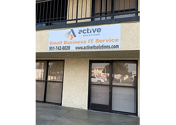 Riverside it service Active IT Solutions