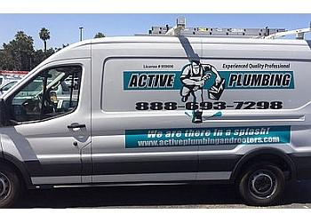 Fremont plumber Active Plumbing