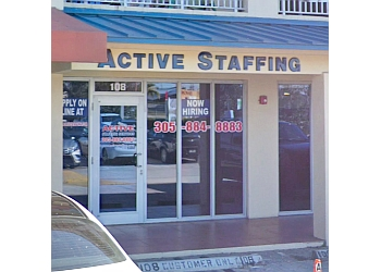 Hialeah staffing agency Active Staffing Services, Inc.