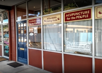 Eugene acupuncture Acupuncture For the People