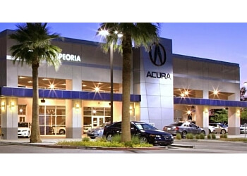 Peoria car dealership Acura Of Peoria