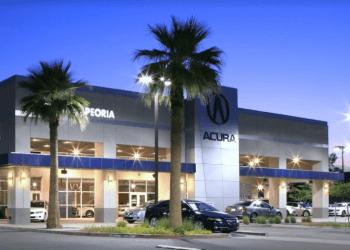 Peoria car dealership Acura Of Peoria