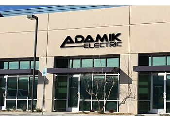 North Las Vegas electrician Adamick Electric