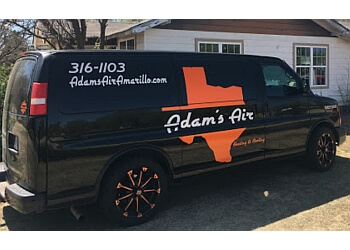 Amarillo hvac service Adam's Air
