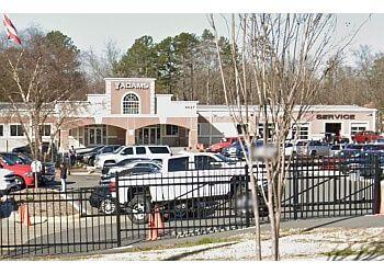 Charlotte used car dealer Adams Auto Group