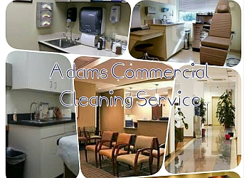 Lubbock commercial cleaning service Adams Commercial Cleaning Service