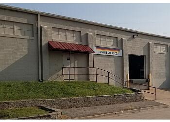 Des Moines garage door repair Adams Door Company of Des Moines