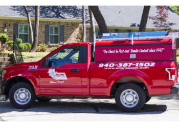 Denton pest control company Adams Exterminating Company