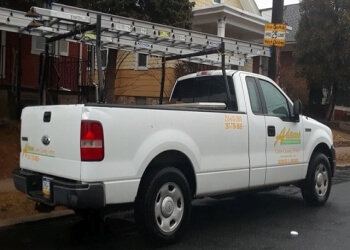 Philadelphia gutter cleaner Adams Gutter Cleaning Service