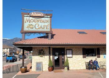 Colorado Springs vegetarian restaurant Adam's Mountain Cafe
