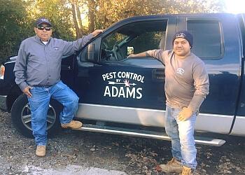 Little Rock pest control company Adams Pest Control