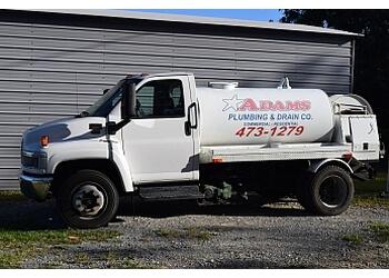 Mobile plumber Adams Plumbing & Drain Co
