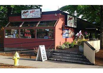 Salem barbecue restaurant Adam's Rib Smokehouse