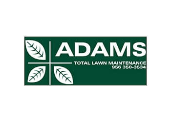 Brownsville landscaping company Adams Total Lawn Maintenance