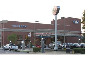 Birmingham car dealership Adamson Ford