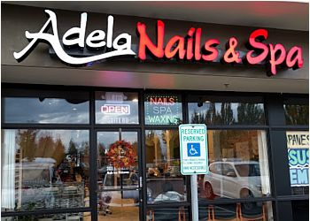 Vancouver nail salon Adela Nails & Spa