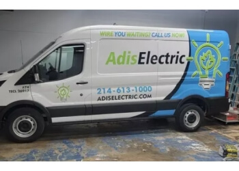 Plano electrician Adis Electric, LLC