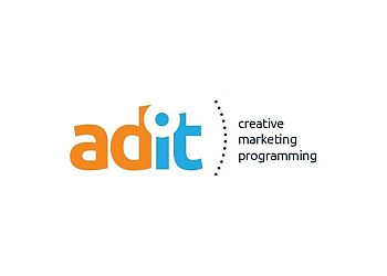 Houston web designer Adit