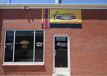 Aurora auto body shop Admiration Autobody, Inc.