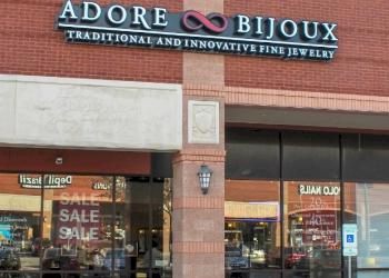 Plano jewelry Adore Bijoux Jewelers