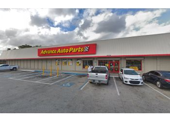 Hialeah auto parts store Advance Auto Parts
