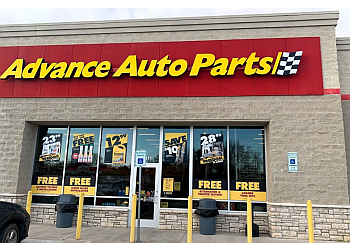 Irving auto parts store Advance Auto Parts