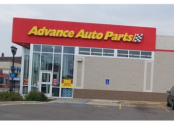 St Paul auto parts store Advance Auto Parts