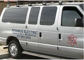 Indianapolis electrician Advance Electric