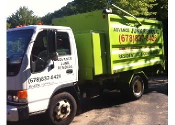 Atlanta junk removal Advance Junk Removal