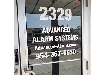 Hollywood security system Advanced Alarm Systems