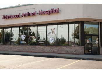 Sterling Heights veterinary clinic Advanced Animal Hospital