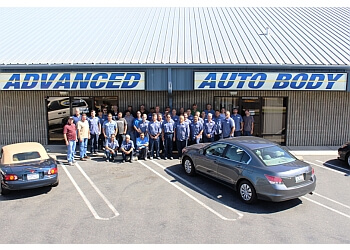 Modesto auto body shop Advanced Auto Body