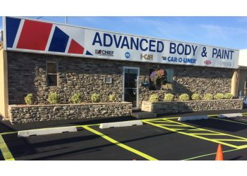 West Valley City auto body shop Advanced Body & Paint