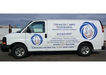 Minneapolis carpet cleaner Advanced Carpet Restoration