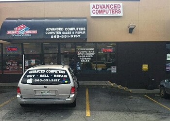 Knoxville computer repair Advanced Computers