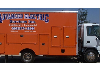 Fresno electrician Advanced Electric Services, Inc.