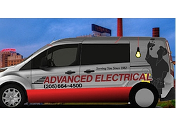 Birmingham electrician Advanced Electrical Company