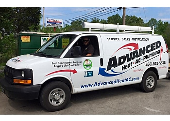 Knoxville hvac service Advanced Heating & Air